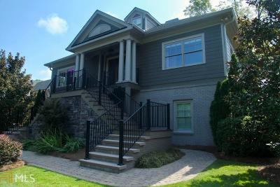 Roswell, Sandy Springs Single Family Home For Sale: 1070 Dunroven Dr