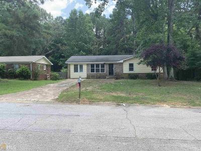 Jonesboro Single Family Home New: 10840 Mallard Dr