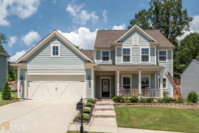 Hoschton Single Family Home New: 6514 Red Hawk Way