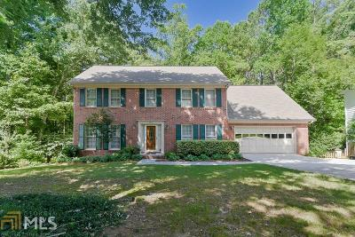 Roswell Single Family Home New: 545 Ridgemont Dr