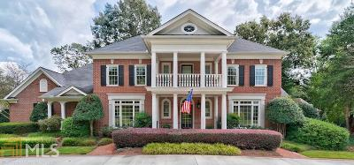 Alpharetta Single Family Home New: 3945 Merriweather Woods