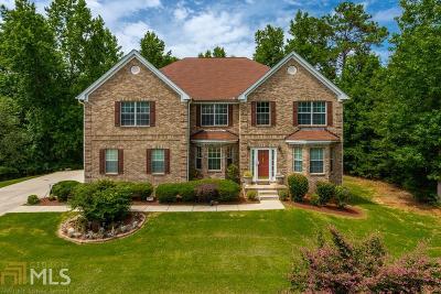 Stockbridge Single Family Home For Sale: 100 Hanes Creek Dr