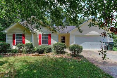 Snellville Single Family Home New: 4391 Marci St