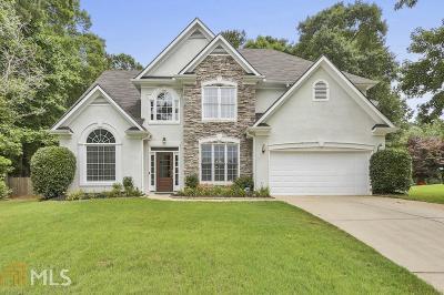 Newnan Single Family Home New: 66 Briar Grove