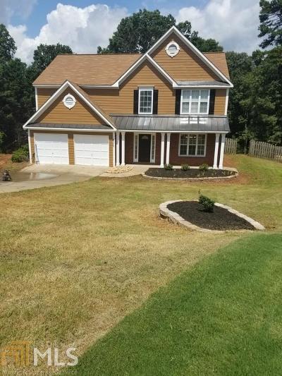 Forsyth County Single Family Home New: 3850 Wake Robin Way