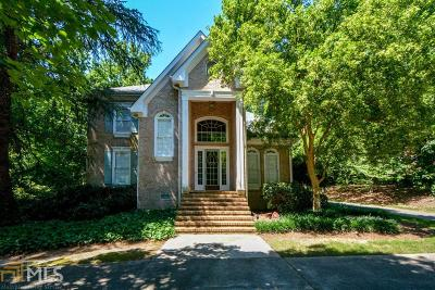 Winder Single Family Home For Sale: 40 Waverly Ln