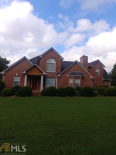Monroe Single Family Home New: 2889 Shoal Creek Rd