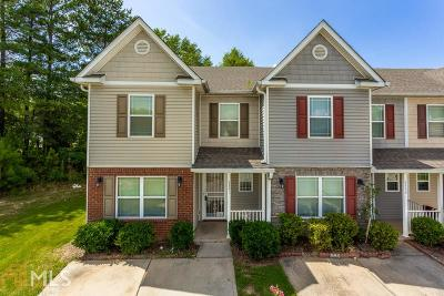 Clayton County Condo/Townhouse New: 5341 Creekview Way