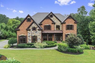 Alpharetta Single Family Home New: 13250 Caris Ct