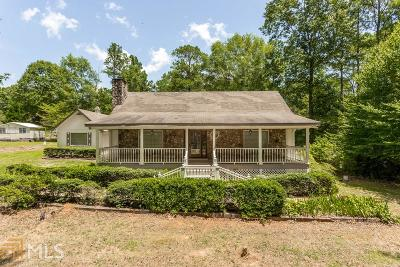 Jasper County Single Family Home For Sale: 160 Cochran Ln