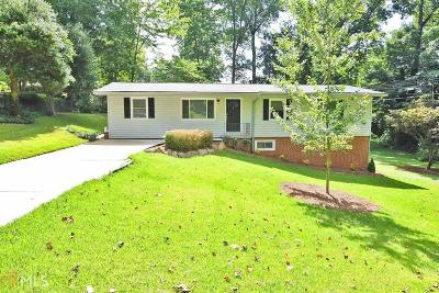 Smyrna Single Family Home New: 2265 Beech Valley Dr