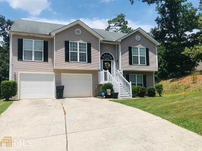 Hall County Single Family Home New: 5366 Rocky Bluff Way #52