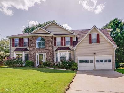 Ellenwood Single Family Home New: 3907 Creek Shoals Ct