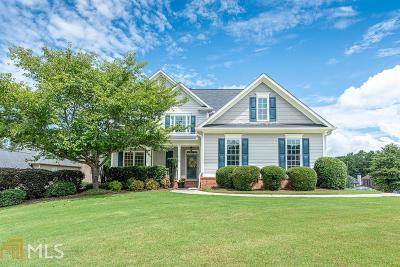Paulding County Single Family Home New: 775 Bentleaf Dr