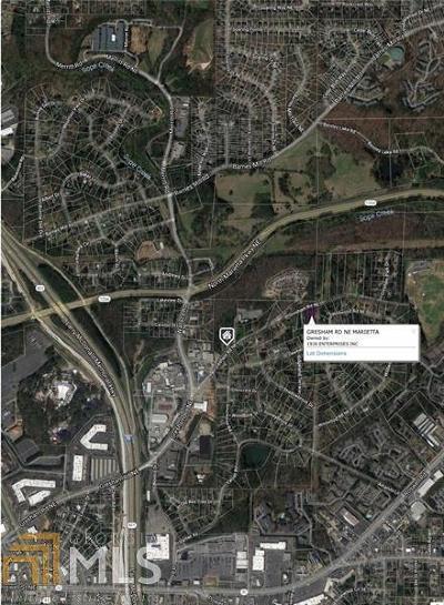 Marietta Residential Lots & Land New: 1480 Gresham Rd