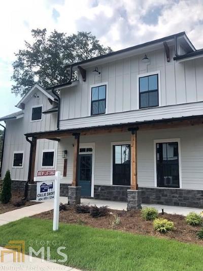 Fulton County Single Family Home New: 902 Margaret St