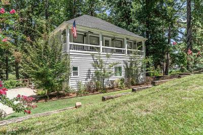Greene County, Morgan County, Putnam County Single Family Home New: 166 Hickory Point Dr