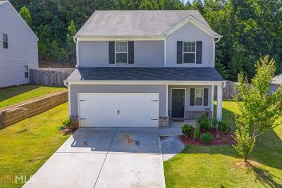 Cartersville Single Family Home New: 25 Ponders Rd