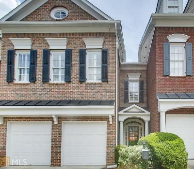 Condo/Townhouse New: 4647 Ivygate Cir