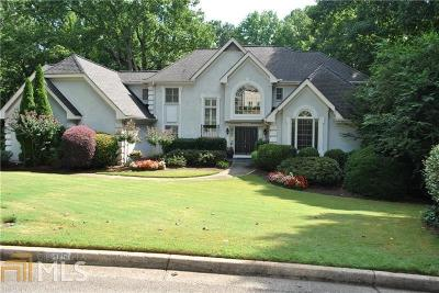 Roswell Rental For Rent: 595 Terrace Oaks Dr