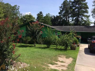 Statesboro Single Family Home New: 512 Brannen St