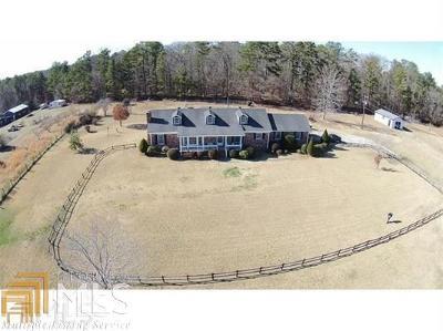 McDonough Residential Lots & Land New: 1609 N Hwy 155