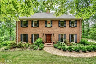Canton Single Family Home New: 1024 Iron Mountain Rd
