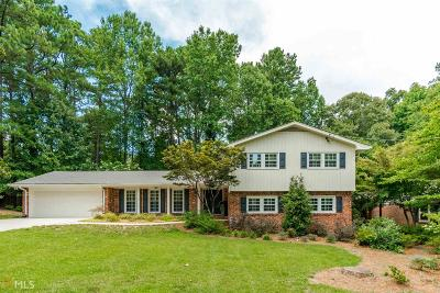 Atlanta Single Family Home New: 1220 Mill Glen Dr