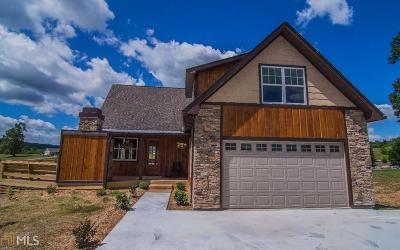 Towns County Single Family Home For Sale: 83 Minstead Ridge