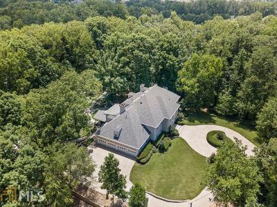 Marietta Single Family Home New: 1390 E Piedmont Rd