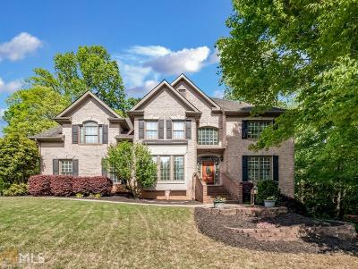 Suwanee Single Family Home New: 3525 Chartwell Rdg