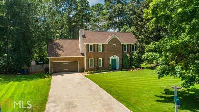 Peachtree City Single Family Home New: 102 Cherry Hollow