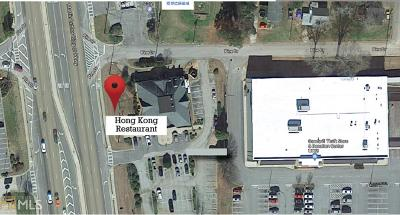 Griffin Commercial For Sale: 1440 N Expressway