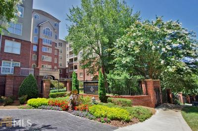 Fulton County Condo/Townhouse New: 50 Biscayne Dr #6117