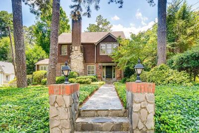 Atlanta Single Family Home New: 745 E Morningside Dr