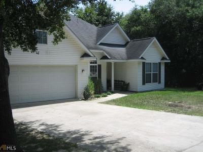 Statesboro Single Family Home For Sale: 112 Oak Ridge Dr