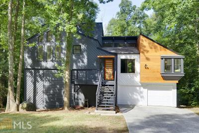 Marietta Single Family Home New: 1736 Jody Dr