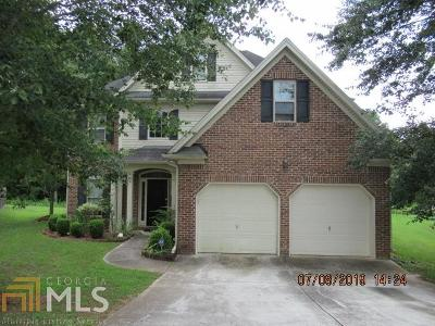 Austell Single Family Home New: 4915 Chimney Hill Ct
