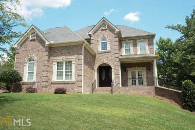 Single Family Home New: 4095 James Lake Dr
