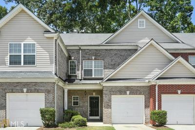 Fulton County Condo/Townhouse New: 2555 Flat Shoals Rd #1205