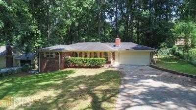 Tucker Single Family Home New: 2795 Old Norcross Rd