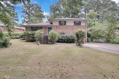 Decatur Single Family Home New: 1566 Moncrief Cir
