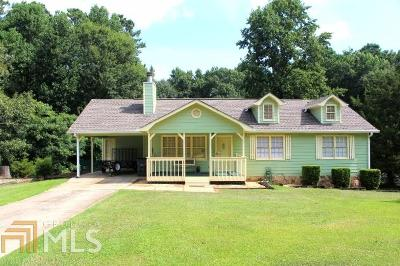 McDonough Single Family Home New: 385 Pleasant Valley Rd