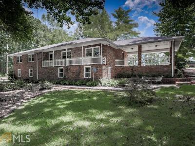 Cobb County Single Family Home New: 4774 Hillside Dr