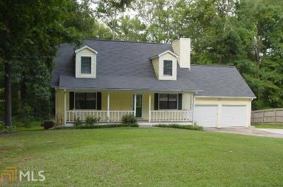 Paulding County Single Family Home New: 24 Sequoyah Ln