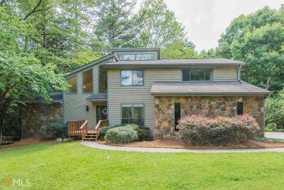 Roswell Single Family Home New: 290 Spring Creek Rd