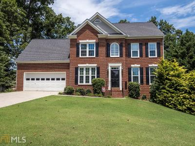Alpharetta Single Family Home New: 5910 Shepherds Pond