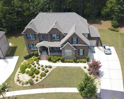 Gwinnett County Single Family Home New: 3622 Preservation Cir