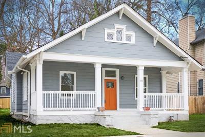 Fulton County Single Family Home New: 381 Lawton St