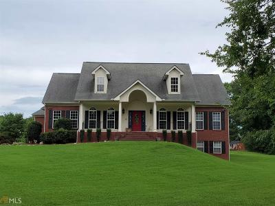 Fayette County Single Family Home New: 105 Haddock Pt